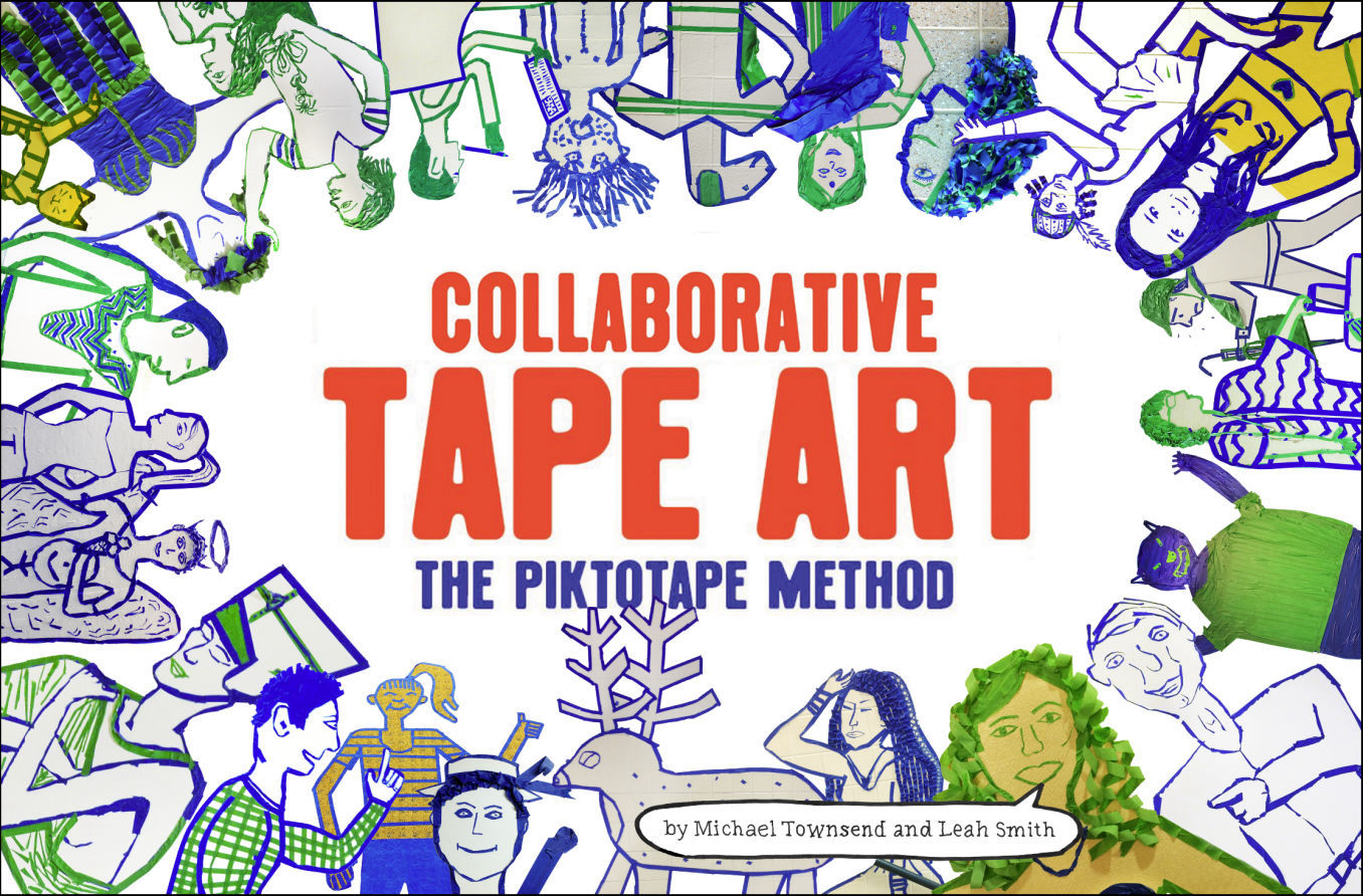 Collaborative Tape Art: The PiktoTape Method